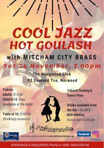 Cool Jazz Hot Goulash